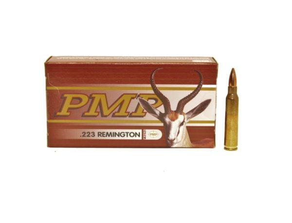 Rifle ammunition Pmp