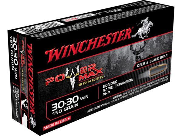 Winchester Powermax Bonded 30-30