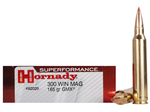 Hornady Superformance 300 Win