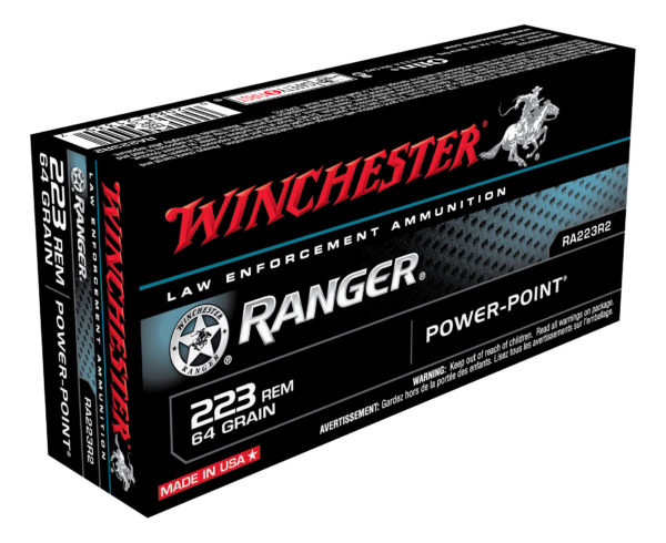 Rifle ammunition Winchester