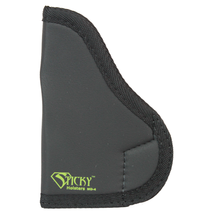 Sticky Holsters MD-4 Glock - 26, 27, 29, 33, 36, 43, Ruger - SR9c, S&W -  M&Pc, Shield, Springfield XDs