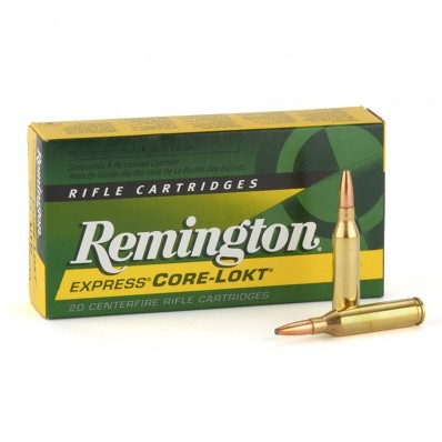 Remington Core-Lokt