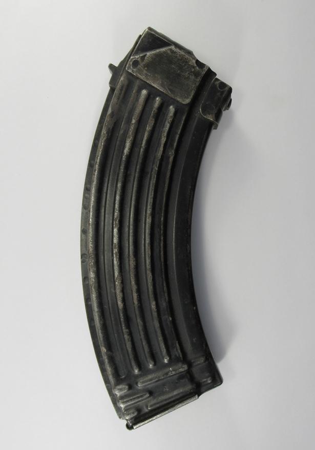 Russian AK-47 7 62x39 Steel Magazine 30 Round-Web - SWATCO