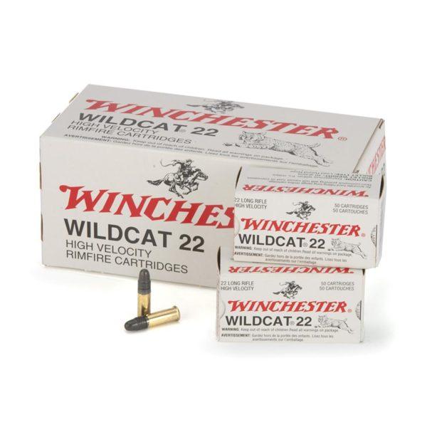 Winchester Wildcat 22LR 40gr