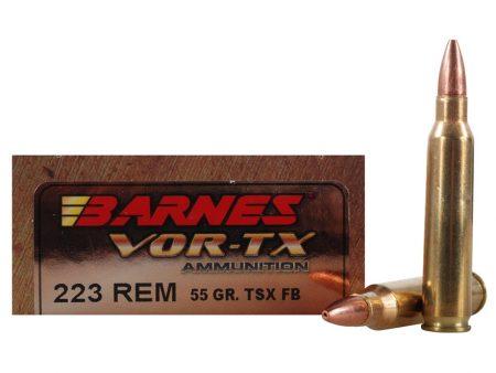 Rifle ammunition Barnes