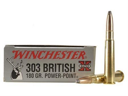 Winchester SuperX 303 British