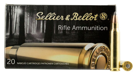 Rifle ammunition Sellier & Bellot