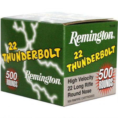 Remington Thunderbolt 22 LR 40gr