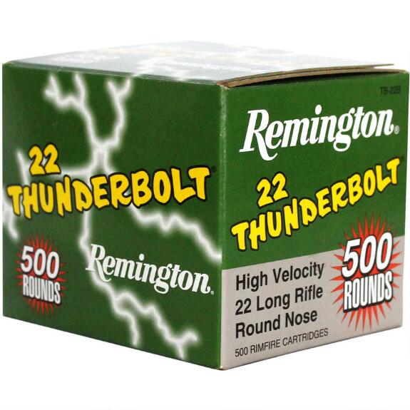 Remington Thunderbolt 22 LR 40gr