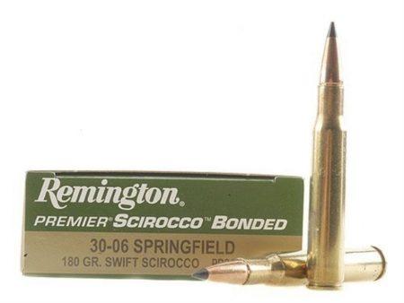 Remington Premier Scirocco Bonded 30-06 spr 180gr