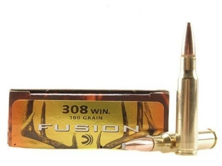 Federal Fusion 308 Win 180gr