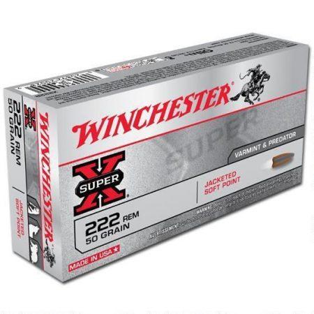 Rifle ammunition Winchester