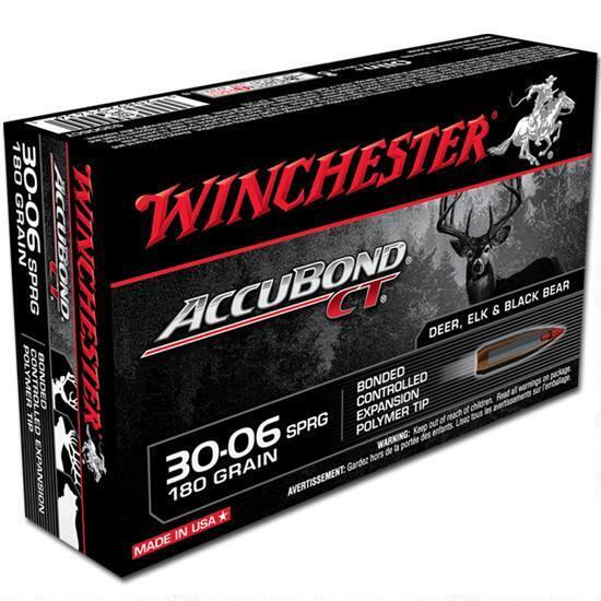 Winchester Accubond CT 30-06 Spring