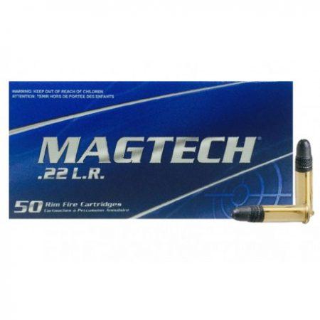 Rifle ammunition Magtech