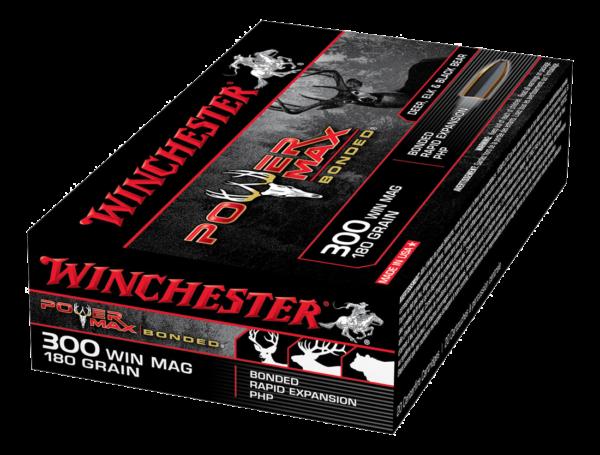 Winchester Powermax Bonded 300 Win Mag