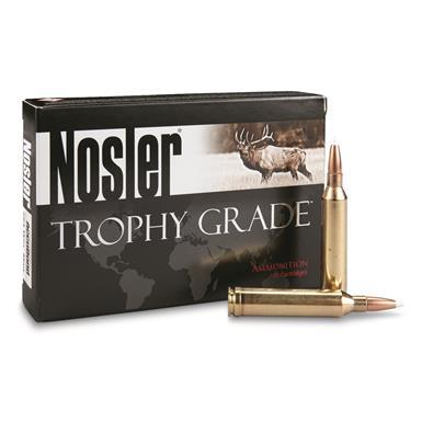 Nosler Trophy Grade 264 Win Mag 130 gr Accubond