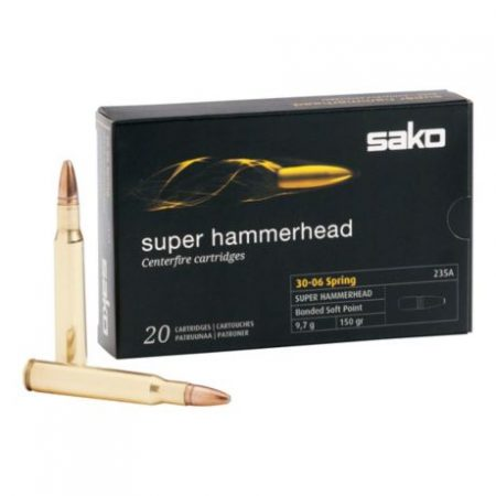 Sako Hammerhead 30-06 Spring